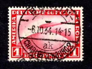 Germany ~ Airmail ~ Scott # C35 ~ USED