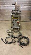ESAB 350 MPI MULTI PROCESS MIG TIG WELDER MIG35 WIRE FEED PEDAL CART GUN REG 1PH