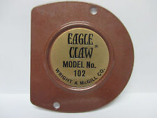 NEW EAGLE CLAW SPINNING REEL PART - 0229 102 - Cover Plate