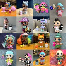 LOL Surprise Dolls #HAIRGOALS Twang UNICORN SNOW BUNNY Series 1 2 3 4 5 Genuine