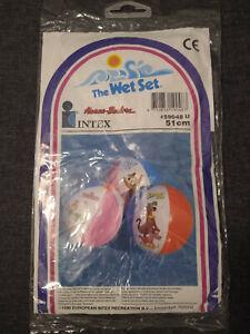 Intex Yogi Bear Beachball Rare Inflatable NIB
