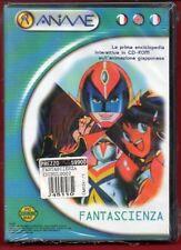 ANIME - Enciclopedia Interattiva - FANTASCIENZA - CD-ROM