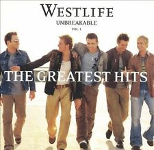Unbreakable: The Greatest Hits, Vol. 1 by Westlife (CD, Nov-2002,