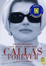 Callas Forever (2002) * Fanny Ardant, Jeremy Irons * Region 2 (UK) DVD * New