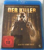 BluRay Der Killer - Er kennt keine Gnade (2012) Thriller FSK 18 Top-Zustand