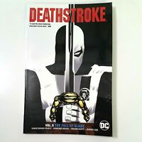 DEATHSTROKE Vol 5: The Fall of Slade (TPB, 2018) Priest  FREE SHIPPING