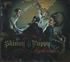 Skinny Puppy  CD MYTHMAKER  (c) 2007 DIGIPACK