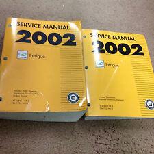 oldsmobile other car truck manuals literature ebay rh ebay com 2002 oldsmobile intrigue repair manual pdf 2002 oldsmobile intrigue repair manual download
