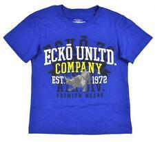 Ecko Unltd Toddler Boys S/S Bright Cobalt Blue Top Size 2T $16.50