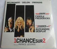 "VANESSA PARADIS - ALEXANDRE DESPLAT CD SINGLE ""1 CHANCE SUR 2"""