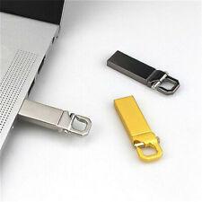 USB 3.0 8G 16G 128GB Flash Drives Memory Metal Pen Drive U Disk For PC Laptop SL