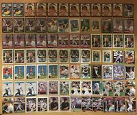 Jose Canseco (84) Cards With Many Rookies