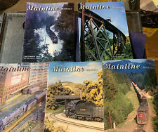 Mainline Modeler 1997  LOT of 5  March May July Sept Dec see contents photos