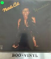 NATALIE COLE - Unpredictable ~ VINYL LP US PRESS Ex+ Con