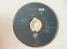 46585 sueño en la colección 2 Demo-Sega Dreamcast () 833-0017-50