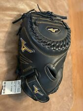 "New Mizuno MVP 34"" Fastpitch Catchers Glove Mitt LHT Baseball Softball GXS 50PF2"