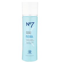 No7 Radiant Results Revitalising Toning Water 1x200ml NEW