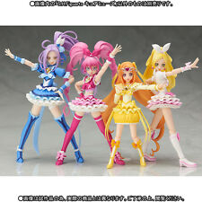Suite PreCure Melody Rhythm Beat Muse SHF S.H.Figuarts Figure Set Pretty Cure