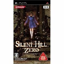 Used PSP Silent Hill Zero  SONY PLAYSTATION JAPAN IMPORT