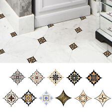 36pcs Moroccan Tile Wall Vinyl Sticker Waterproof Self-Adhesive Kitchen Decor