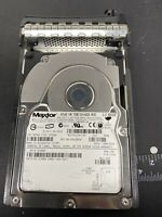 "73GB Maxtor Atlas 8C073J008115K Ultra320 SCSI Hard Drive 15K 3.5"" with Caddy"