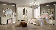 Camera da letto matrimoniale completa moderna modello Atene design