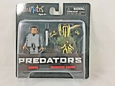 Minimates - Predators - Hanzo - Predator Hound - Figure 2 Pack -Toys R Us