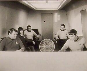 "RARE 1967~STAR TREK ""GALILEO SEVEN""~SPOCK~OUT TAKE~35mm FILM CLIP/SLIDE~LOT 274"