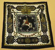 Hermès Seidentuch - Gavroche - 45 x 45 cm - LUDOVICUS MAGNUS - #14392