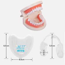 Silicone Teeth Night Protector Anti Molar Mouthpiece Sleep Guard Molar Stopper