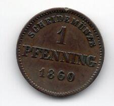 Germany - Bavaria / Bayern - 1 Pfennig 1860 (1)