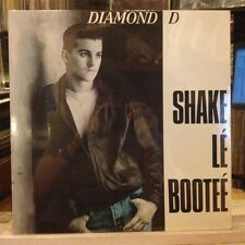 "[EDM]~SEALED 12""~DIAMOND D~Shake Le Bootee~[x3]~Do U Wanna Battle~I Can Make You"