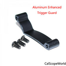 Carbine Rifle .223/5.56 Black Aluminum Enhanced Trigger Guard  W/ Tools