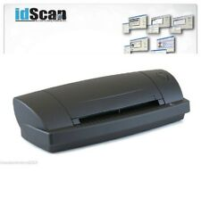 ACUANT / SCANSHELL 800DX DUPLEX OCR SCANNER with iDscan Software & Key