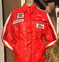 Vintage Parnelli Jones firestone Mears gang racing jacket