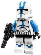 Genuine Lego Star Wars 501st Legion Clone Trooper  Mini Figure sw0445 set 75002