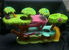 Littlest Pet Shop Magic Motion Treehouse Playset Hamster Wheel Elevatr Exclusive