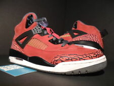 Nike Air Jordan SPIZIKE TORO BRAVO FIRE RED WHITE BLACK CEMENT GREY 315371-601 8