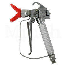 3600PSI Airless Paint Spray Gun, High Pressure 248Bar With Tip&Tip Guard