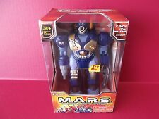 "M.A.R.S. Motorized Attack Robo Squad ""Polar Captain"" 7""In Robot Hap P Kid 2005"