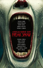 American Horror Story Freak Show Framed Print (Season 4 Picture Poster Gothic)