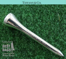 ORIG. TIFFANY & Co. GOLF TEE GOLFTEE EVERYDAY OBJECTS  925 SILBER / SEHR GUT