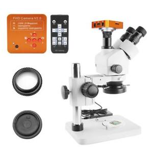 21MP CMOS HDMI USB C-Mount Video Mikroskop Kamera Industrie 2K 1080P HD Kamera