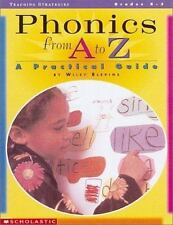 Phonics from A to Z (Grades K-3) by Blevins, Wiley