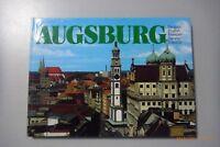 Augsburg ~  115 Farbbilder ~ mehrsprachig Deutsch/English/Francais/Italiano/Espa