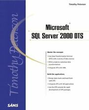 Microsoft SQL Server 2000 DTS [Data Transformation Services]