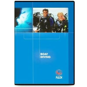 PADI BOAT DIVING SPECIALITY DVD