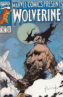 Marvel Comics Presents Wolverine #95 | 1991 | MARVEL Comics