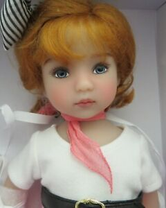 """Dianna Effner 13"""" Little Darling #1 UFDC 2020 Peggy Sue NEW"""