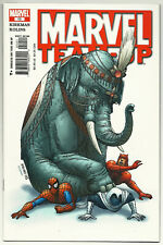 Marvel Team Up v3 #10 VF+ Sep 2005 Spider-man Daredevil Punisher Wolverine
